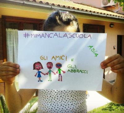 #mimancalascuola-l'iniziativa-fotografica-per-dare-voce-ai-bambini