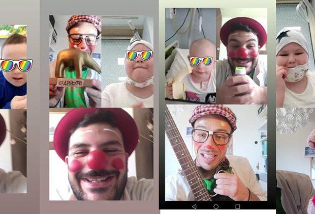 bimbi-in-ospedale-arriva-lo-smart-clowing