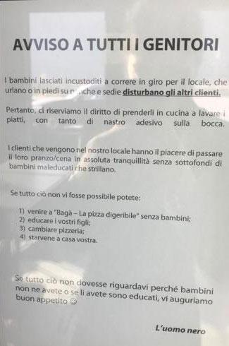 vieta-lingresso-ai-bambini-maleducati-nella-sua-pizzeria