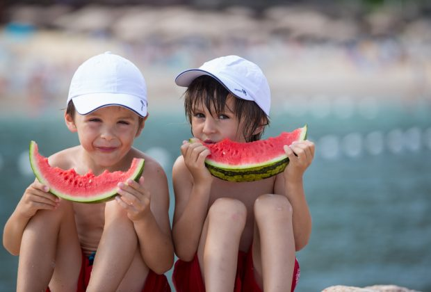 giusta-alimentazione-in-spiaggia