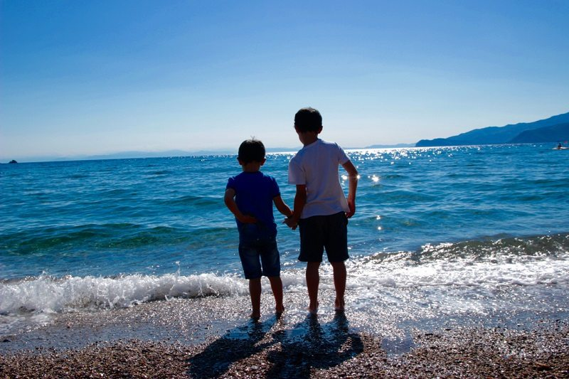 SPIAGGIA DELL'INNAMORATA isola d'Elba