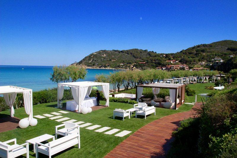 baia bianca suites isola Elba