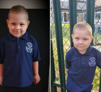 a-4-anni-ha-battuti-due-volte-la-leucemia-ora-il-piccolo-josh-inizia-la-scuola-foto