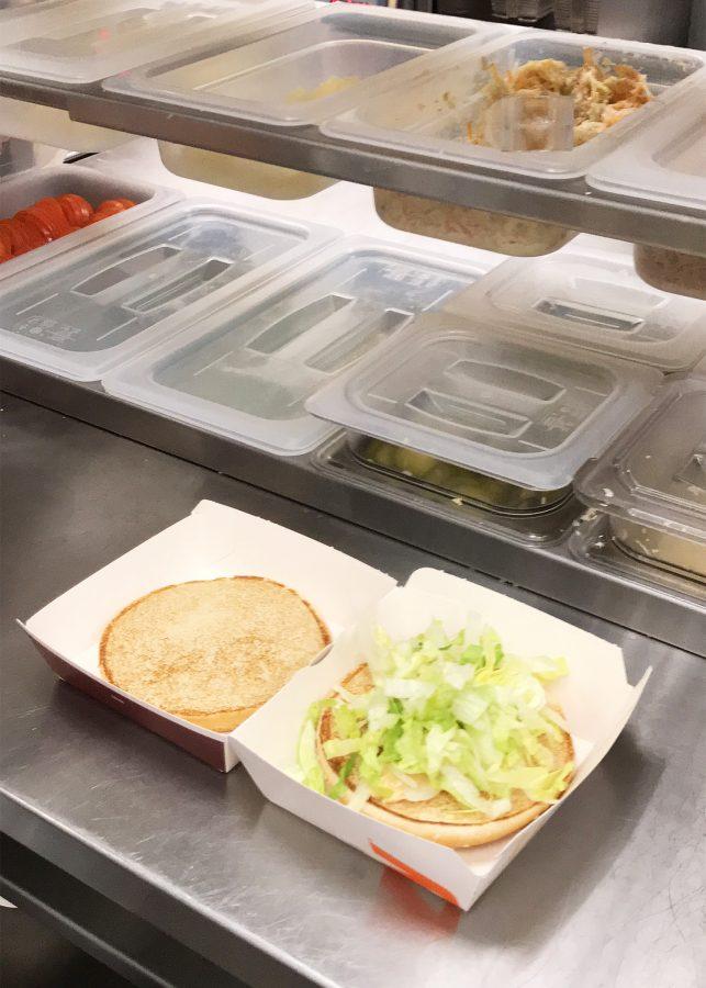 I panini di McDonald's vengono assemblati al momento