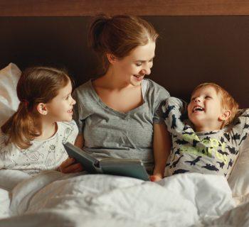 genitori-figli-limportanza-delle-favole
