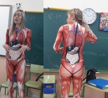 insegnare-l'anatomia-ai-bambini-l'idea-di-una-maestra