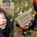 ollie-muore-a-4-anni-disney-dice-di-no-alla-lapide-con-l-uomo-ragno