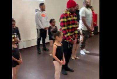papa-a-danza-con-le-figlie-l'iniziativa-di-una-scuola-americana
