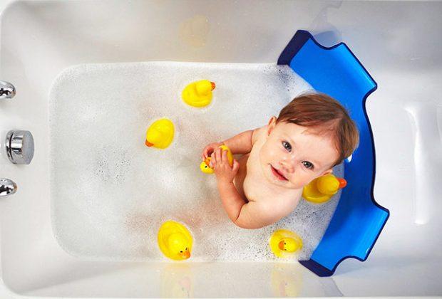 paperelle bagno bambino pericolo