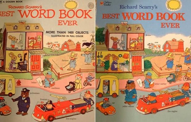 richard-scarry-contro-gli-stereotipi-di-genere-le-due-versioni-del-libro-delle-parole