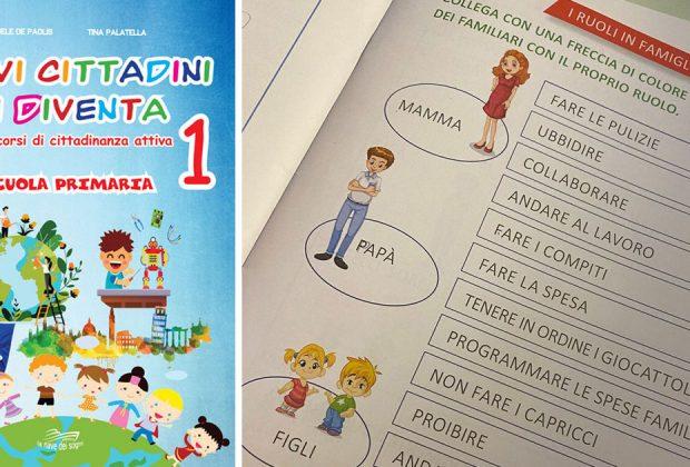 ruoli-in-famiglia-il-libro-di-educazione-divica-fa-discutere-il-web
