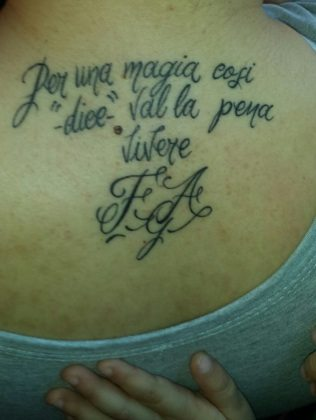 Le Mamme E I Più Bei Tatuaggi Dedicati Ai Figli Mamme It