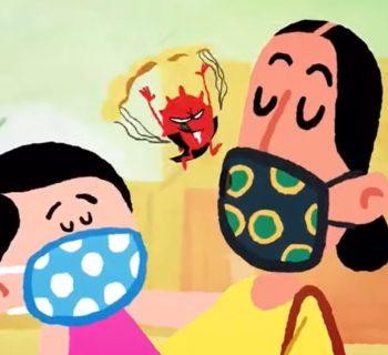 il-video-dell-unicef-che-spiega-ai-bambini-limportanza-di-indossare-la-mascherina