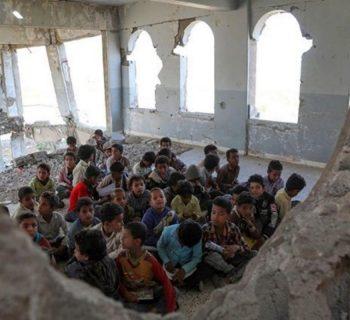 yemen-ritorno-a-scuola-tra-le-macerie-le-foto-dei-bimbi-vittime-della-guerra-civile